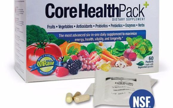 Core Health Products Is A Culmination Of Over 75 Years Of Nutritional  Expertise, Product Formulation, Health Education, And Hands On Experience  With The End ...