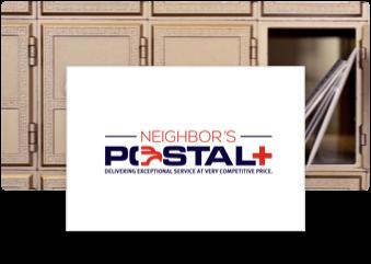 Neighbors postal