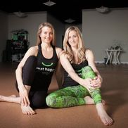 Kelly Mehring from Mat Happy Yoga
