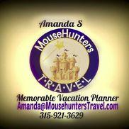 Amanda Sparks from Mousehunters Travel-Amanda S