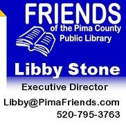 Friends of the Pima County Public Library, Tucson AZ