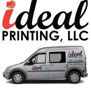 Joseph Palmquist from ideal Printing, LLC