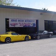 Dave clayton from Arnst Ocean Automotive