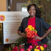 Donya Lewis from Donya's Florals