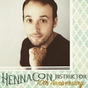 Jason Alan Hackler from Henna Being