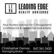 Christopher Demas from Leading Edge Realty Advisors