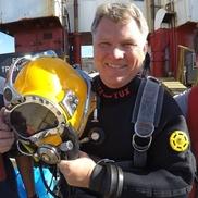 Kelly Korol from DiveSafe International