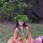 Ehulani Stephany from independent guide, Hawaiian spirituality and healing