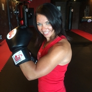 Lindsey Harrison from 9Round