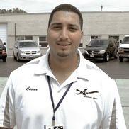 Cesar Reyes from CSI-Absolute Clean