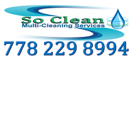 James Cooper from So Clean-Cleaning service in maple ridge
