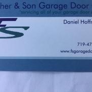 Daniel Hoffner From Father U0026 Son Garage Doors