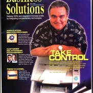 Sonny Baca from CompuScan Imaging Solutions, Inc.