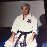Fred L Castillo from Castillo's Shotokan Karatte-Do