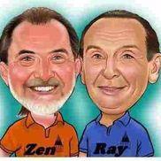 Zen & Ray Advisorologists from 2 Small Biz Guys