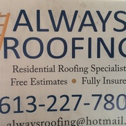 Andrew Lamothe From Always Roofing