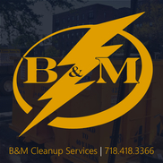 B&M Cleanup from B&M Cleanup Services, Inc.