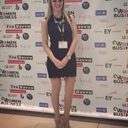 Sarah Jane Mete from Carleton University Women in Business (CUWIB)