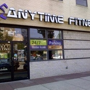 Prabha Raja from Anytime Fitness