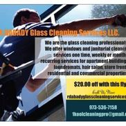 Rudolph Dabady from R.DABADY Glass Cleaning Services llc