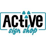 Christopher Westad from Active Sign Shop
