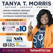 Tanya Morris from The Power of the T