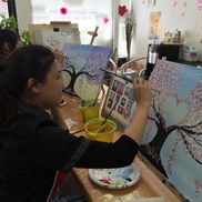 Amy Chau from Amy Art Studio 美术绘画学院