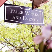 Andrea Ceasar from Paper Works and Events