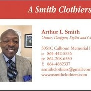 Arthur Smith from A. Smith Clothiers