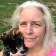 Kathleen Mueller from Traveling Dog Lady - K.S. Mueller's blog