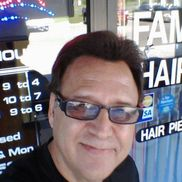Paul Meyers from His and Hers Hair Systems inc. New Port Richey, FL