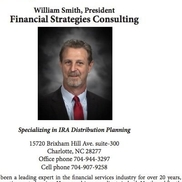 William Smith from Financial Strategies Consulting