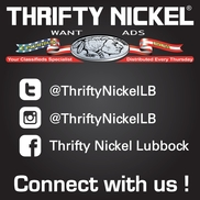 Thrifty nickel lubbock