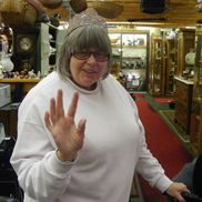 Pat Arre from Harwich Antique Center