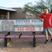 Ron Arenas from Picture Rocks Heating-Cooling
