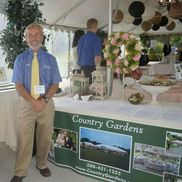 Ralph Arguin from Country Gardens Events