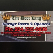 Door King from Garage Door Kings & Garage Door Kings - Winnipeg MB - Alignable Pezcame.Com