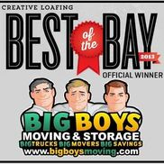 Tampa Movers from Tampa Movers - Big Boys Moving & Storage