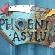 Phoenix Asylum from Phoenix Asylum