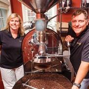 Sean & Keely Ricks from Ricks Roasters Coffee Company