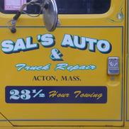 Sal Panetta from Sal's Auto & Truck Repair