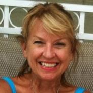 Deborah Cole from Bert's Gallery and Giftshop