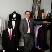 Mr. G's Tuxedos from Giggi's Bridal and Mr. G's Tuxedos