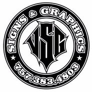 William Mickley from VSG Signs & Graphics