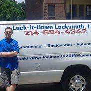 Christopher Holub from Lock-It-Down Locksmith, LLC