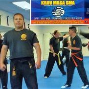 Master Solomon Benjamin from KRAV MAGA SMA - IKA  Kapap L.A.