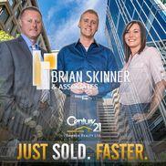 Brian Skinner from Brian Skinner and Associates, Century 21 Bamber Realty
