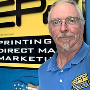 Paul Robinson from CPP Printing & Direct Mail Marketing
