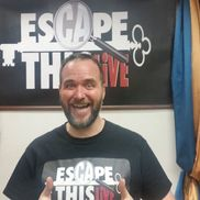 Phil Herrington from Escape This Live Boise