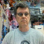 Wayne Winsett from Time Warp Comics